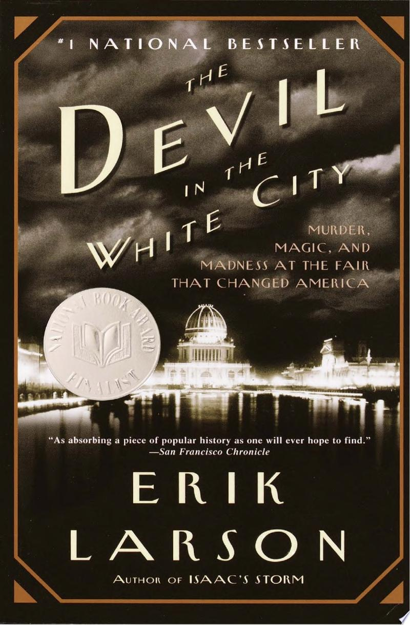 The Devil in the White City image