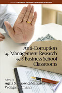 Anti-Corruption in Management Research and Business School Classrooms