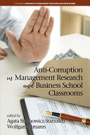 Anti-Corruption in Management Research and Business School Classrooms Pdf/ePub eBook