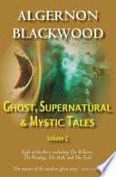 Ghost  Supernatural   Mystic Tales Vol 2 Book PDF