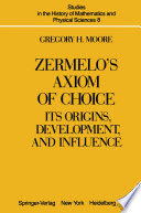 Zermelo   s Axiom of Choice