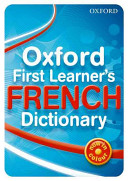 Oxford First Learner s French Dictionary