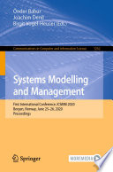 Systems Modelling and Management