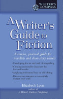 Pdf A Writer's Guide to Fiction