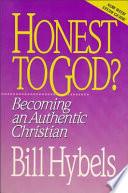 Honest To God  Book PDF