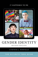 link to Gender identity : the ultimate teen guide in the TCC library catalog