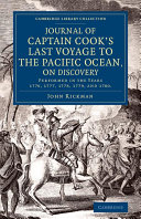 Journal of Captain Cook's Last Voyage to the Pacific Ocean, on Discovery