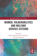 Women, Vulnerabilities and Welfare Service Systems Pdf/ePub eBook