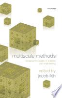 Multiscale Methods Book