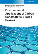Environmental Applications of Carbon Nanomaterials Based Devices