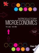 Introductory Microeconomics Class 12 CBSE 2018