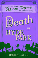Death in Hyde Park