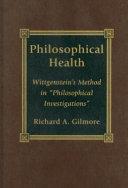 Philosophical Health