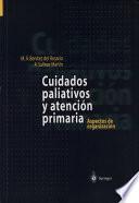 CUIDADOS PALIATIVOS Y ATENCION  PRIMARIA