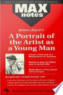 Portrait Of The Artist As A Young Man A Maxnotes Literature Guides