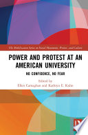 Power and Protest at an American University
