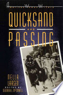 Quicksand ; And, Passing