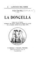 La Doncella  Poema en XXI  cantos  ilustrado con nueve laminas de Moreau el Joven de la primera edicion de la obra  1787