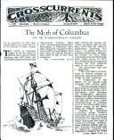 The Myth of Columbus  Crosscurrents