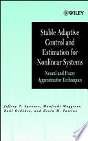 Stable Adaptive Control and Estimation for Nonlinear Systems Book