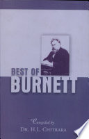 """Best of Burnett"" by James Compton Burnett, H. L. Chitkara"