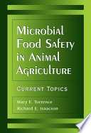 Microbial Food Safety In Animal Agriculture Book PDF