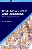 Ebook Race Masculinity And Schooling