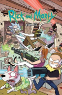 Rick and Morty Book Six
