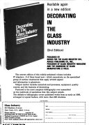 The Glass Industry