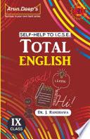 Self Help to ICSE Total English 9