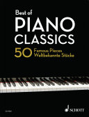 Best of Piano Classics Book