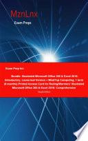 Exam Prep for: Bundle: Illustrated Microsoft Office 365 & ...