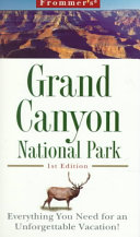 Frommer's Grand Canyon National Park