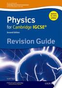 Cambridge igcse physics: rev guide. Per le Scuole superiori