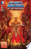 He-Man and the Masters of the Universe (2013-) #18