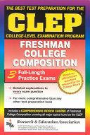 The best test preparation for the CLEP (college level examination program)
