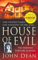 House of Evil Book