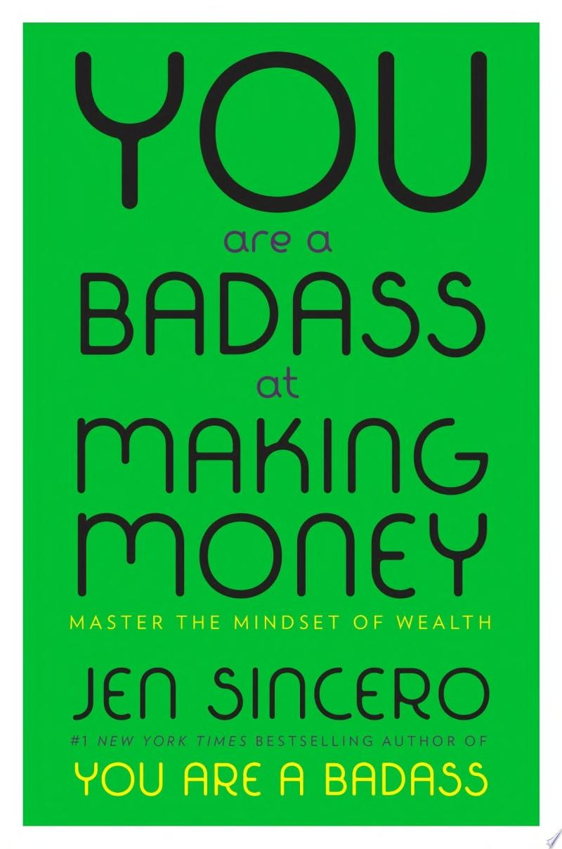 You Are a Badass at Making Money image