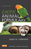 Exotic Animal Formulary Book