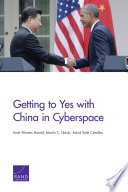 Getting to Yes with China in Cyberspace