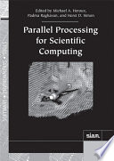 Parallel Processing for Scientific Computing Book