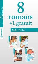 8 romans Blanche + 1 gratuit (no1266 à 1269 - Mai 2016)