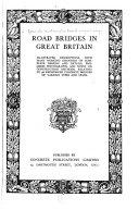 Road Bridges in Great Britain