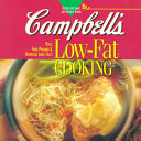 Campbell s Low Fat Cooking Book