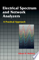 Electrical Spectrum And Network Analyzers PDF