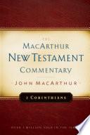 2 Corinthians Macarthur New Testament Commentary