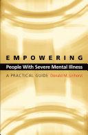 Empowering People with Severe Mental Illness [Pdf/ePub] eBook
