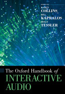 The Oxford Handbook of Interactive Audio Book