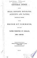 Sessional Index