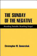 Sunday of the Negative, The